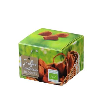 truffes fantaisie biologiques 100g - Cadobio