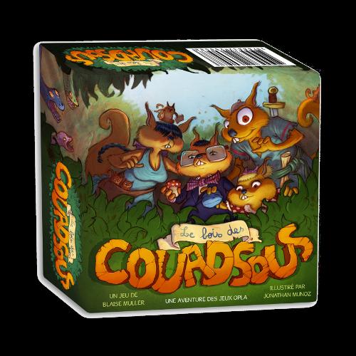 Le Bois des Couadsous - Cadobio